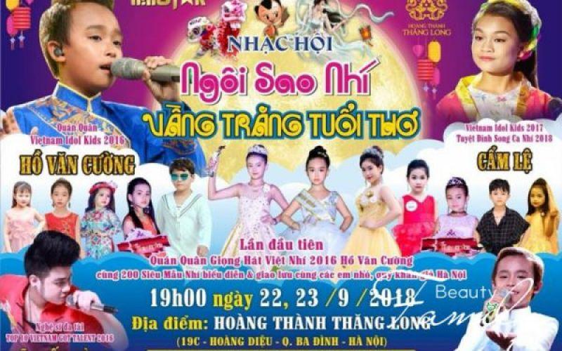 Chương trình Beauty Festival 2018