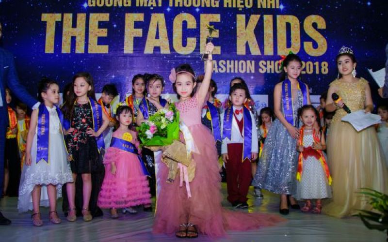 The Face Kids - Học viện Timestar